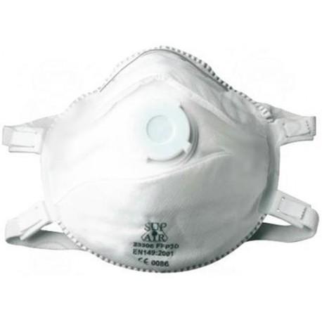 Časticový respirátor s ventilom SUPAIR FFP3 NR D SL